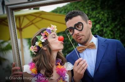Criando Imagens para o seu álbum de casamento original e perfeito