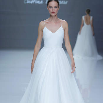 Cristina Tamborero Créditos: Barcelona Bridal Fashion Week