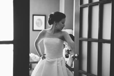 Socorro! O meu casamento é dentro de um mês e pareço a Branca de Neve