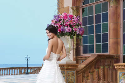 Sincerity Bridal 2015 Collection: The Romance of a Bridal Gown