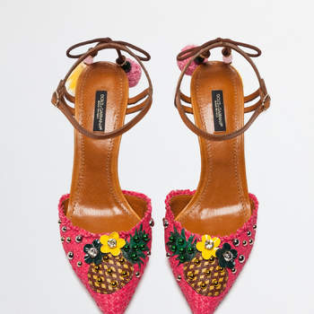 Credits- Dolce & Gabbana