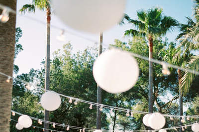 Decoración de boda al aire libre, ¡querrás que la tuya sea así!