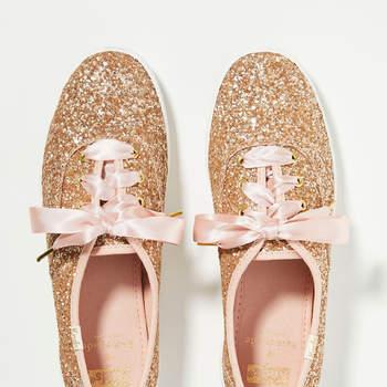 Keds Champion Glitter Sneakers, Bhldn