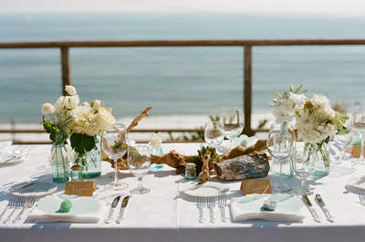 From France to SoCal: A French Vintage-Chic Wedding