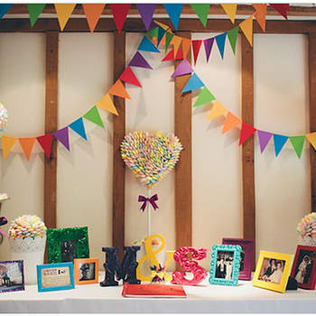 Ślub i wesele pełne kolorów