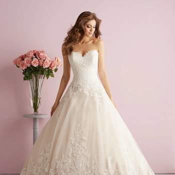 Créditos: Fe's dress vestidos de novias