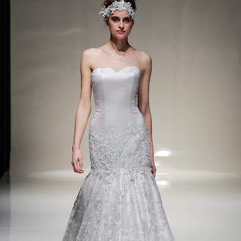 Dress by Jack Sullivan. Image: Christopher Dadey for White Gallery London