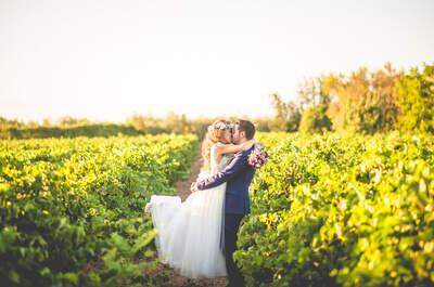 La importancia de la luz en tus fotos de boda