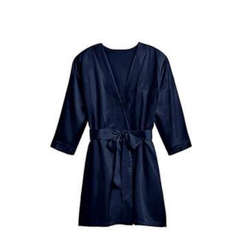 Kimono Azul Marino- Compra en The Wedding Shop