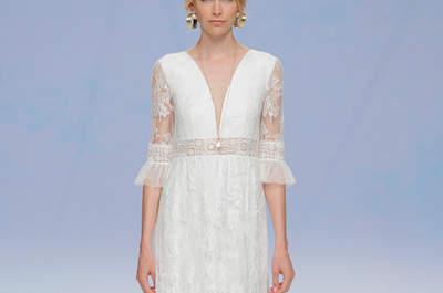 Robes de mariée Rembo Styling 2017 : une look de mariée 100% bohème