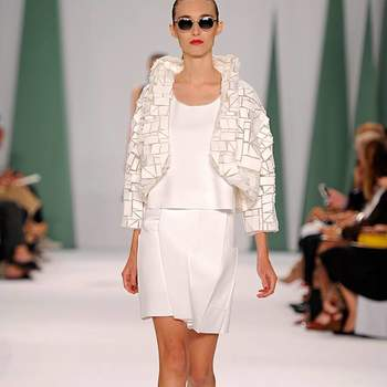 Foto: Carolina Herrera SS New York Fashion Week 2014/2015
