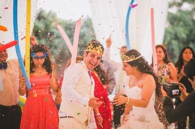 ¿Cómo compartir las fotografías de tu matrimonio con tus invitados?