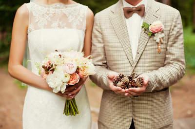Los 10 ramos de novia más bellos vistos en Pinterest, ¡no te los pierdas!