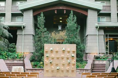 As ideias mais TOP para decoração de cerimónia. Descubra-as!