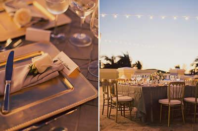 Organizar las mesas en tu boda ya no será un problema con estos tips efectivos