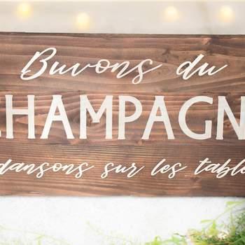 Photo : Blossom&Co - Déco - Save The Déco