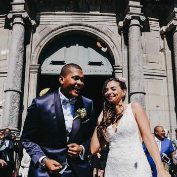 Casamento de Ana & Rinaldo. Fotografia: João Almeida
