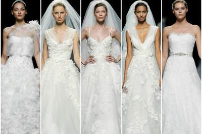 Pronovias 2013 collection - dreamy dresses for your day