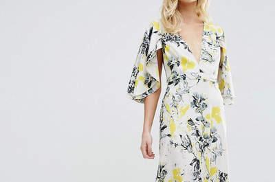 39 vestidos de festa estampados 2017: ideais para a primavera!