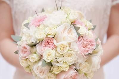 Flowers: Pure Hue Dynasty    Photo: Roxana Silva Photography