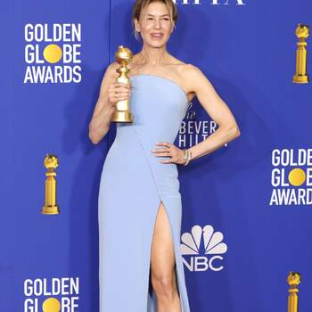 Renée Zellweger abito Giorgio Armani. Crédits Cordon Press
