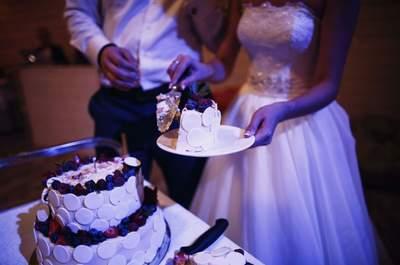 Свадебный торт: лучшие идеи 2017