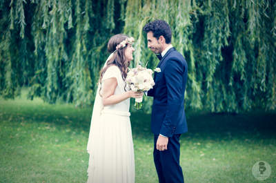 Un día de cine: la boda de Jenny y Jordi