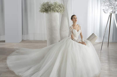 Robes de mariée Demetrios 2016 : un choix de princesse !