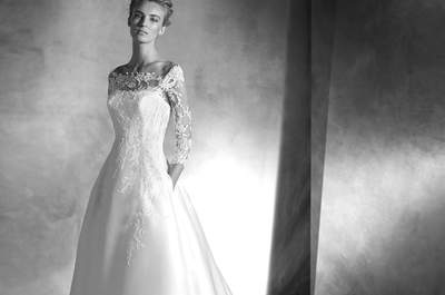 Let us inspire and excite you with the arrival of the new and exclusive 2016 bridal wear