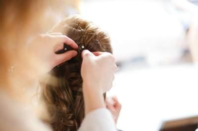 Mit natürlichen Haarteilen zur Haarpracht – hier die schönsten Brautfrisuren