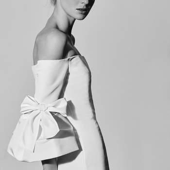 Vestidos de novia con hombros caídos: un signo de belleza y estilo