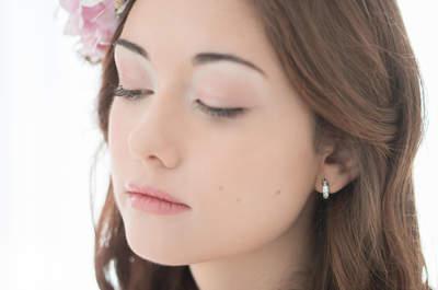 Cómo adaptar el maquillaje a la hora de tu boda. Así lo hacen las maquilladoras expertas