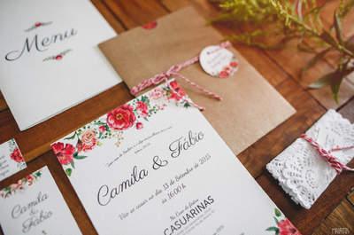 Convite: Dona Amélie - Foto: Maiatos.
