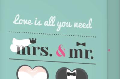 Únicas, originales y a tu gusto: personaliza con un clic tus invitaciones de boda