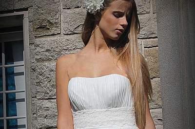 Vestidos de novia palabra de honor 2017. ¡Tradicionales diseños con glamour!