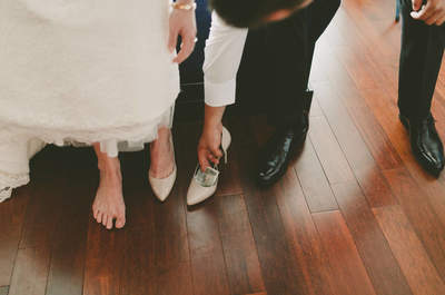 Jakie buty ślubne są najlepsze dla Ciebie?