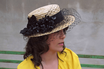 Boating hats - A new trend for your wedding guests