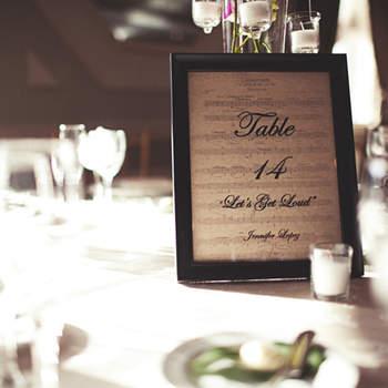 Ślub i wesele inspirowane muzuka
