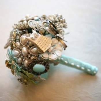 Beaucoup d'idées pour le bouquet original composé de fleurs artificielles. Photo : Fantasy Floral Designs