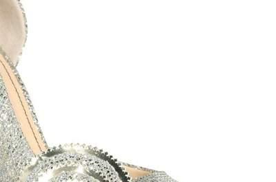 Zapatillas de novia inspiradas en la película de Disney