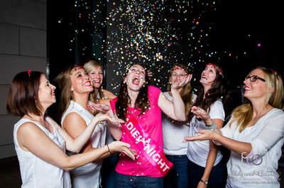 10 tolle Ideen für den Junggesellinnenabschied