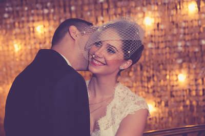 Natalia & Lucas: mini wedding charmoso com toques vintage ao som de Elvis Presley!