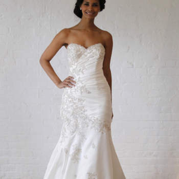 New York Bridal Fashion Week Spring 2013.
