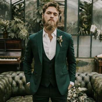 Crédito: wedding suits for men