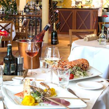 Romantisches Dinner - Restaurant Leuchtturm