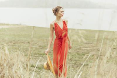 Robes de soirée rouges : sensuelle et élégante pour un mariage
