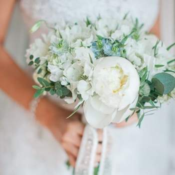 Свадебные букеты Кристины Каберне