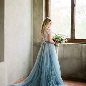 Vestido: Lea Ann Belter/ Kelly's Closet Bridal | Foto: