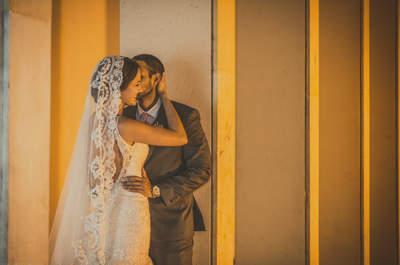 Catalina y Daniel: la atractiva sencillez del amor