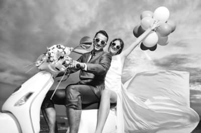 Occhiali da sole ad un matrimonio: ma sono davvero eleganti?